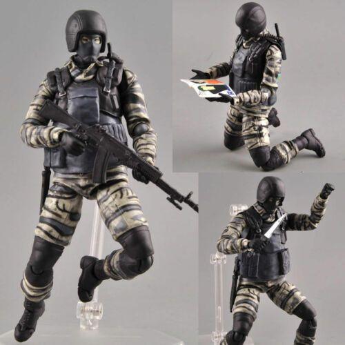 Figma298 Metal Gear Solid 2 Sons Of Liberty Gurlukovich Soldier Figure Toy