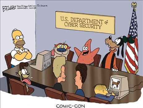 Ever Wonder Who's In Charge Of America's Cyber Security? ...