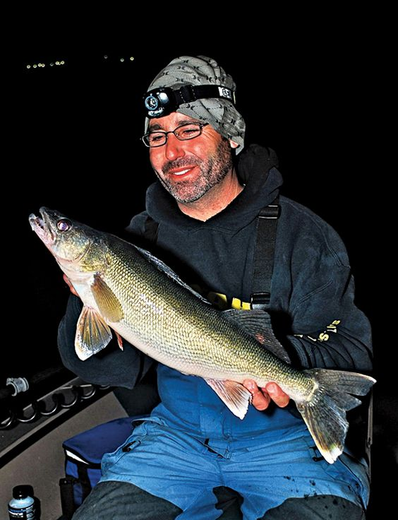 Walleye Fishing Night And Fishing On Pinterest