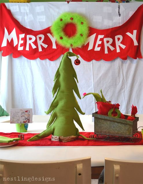 Nestling: Grinchmas Party