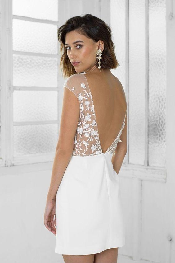 Omari Dress Hukkster Online Wedding Dress Wedding Dresses Little White Dresses