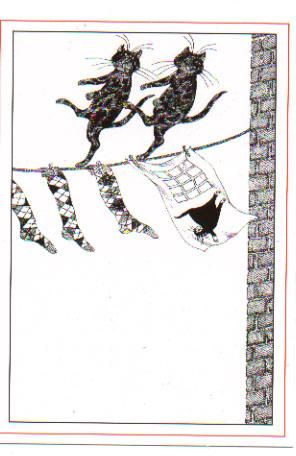 Edward Gorey Practical Cats (Old Possum's Book of Practical Cats by T.S. Eliot) 1982: