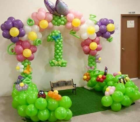 Ballon decoration ideas