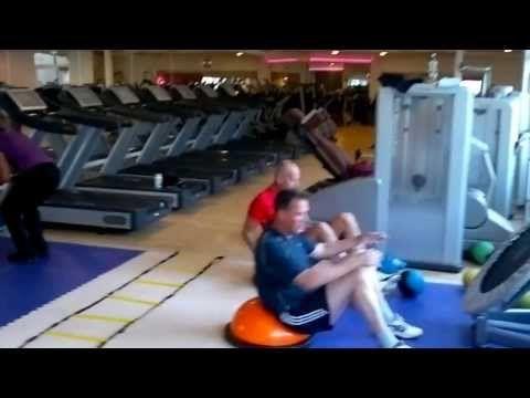 Functional Training dagelijks bij Sportingclub de Uitweg Fitness Rotterdam, in 30 minuten een hele workout... SUPER