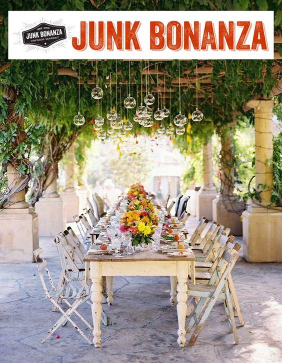 Junk Bonanza + Weddings Lab - a vintage market experience in San Diego
