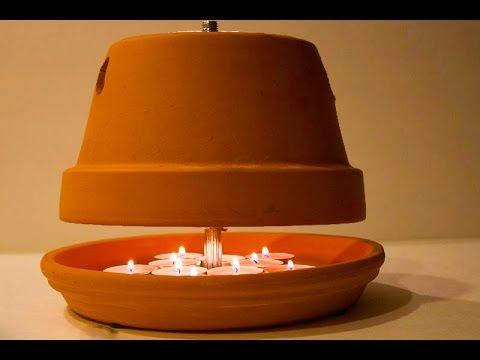 Saksi Mum Soba Clay Pot With Room Heating Space Pot Heater Free Heat Mak Clay Pots Candle Heater Ceramic Pot