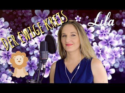 Tauflied Der Ewige Kreis Aus Konig Der Lowen Gesungen Von Lila Youtube Lieder Lied Zur Taufe