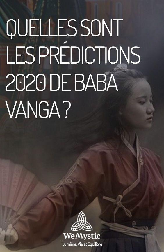 Quelles Sont Les Predictions 2020 De Baba Vanga Wemystic France Prediction Poeme Et Citation Spiritualite