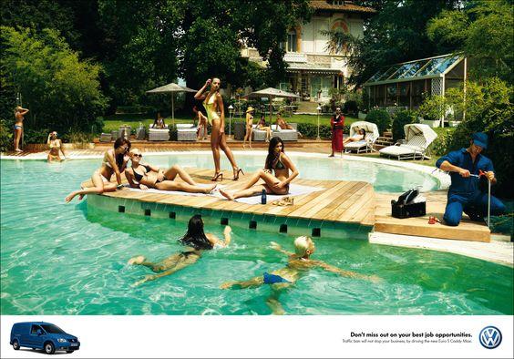 Volkswagen Caddy Maxi: Pool