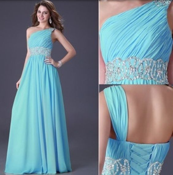 Light blue formal dress - Formal dress- hair- and makeup ...