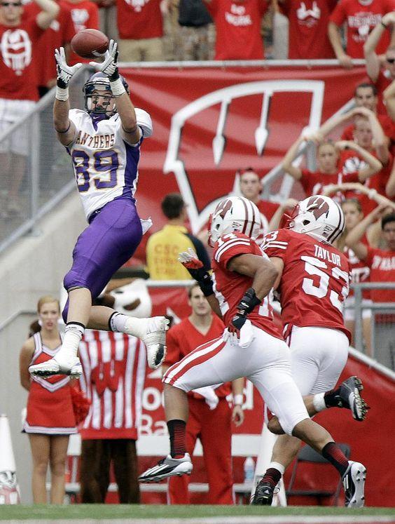 Northern Iowa vs Wisconsin. 2012.