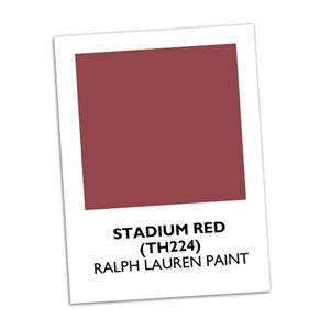 7 Classic Southern Paint Colors | Barn Red | SouthernLiving.com. This is my most favorite color, ever!