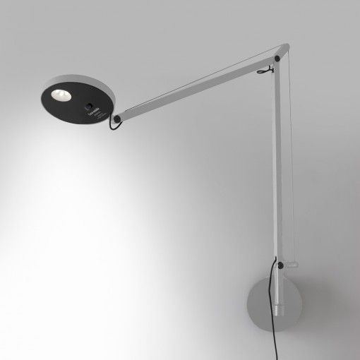 Demetra Wall Light With Motion Sensor By Artemide Swing Arm Wall Lamps Wall Lights Wall Sconce Lighting