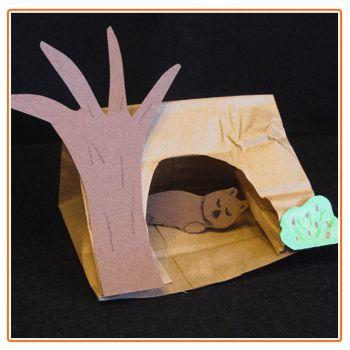 h is for hibernation the winter caves and bear crafts. Black Bedroom Furniture Sets. Home Design Ideas