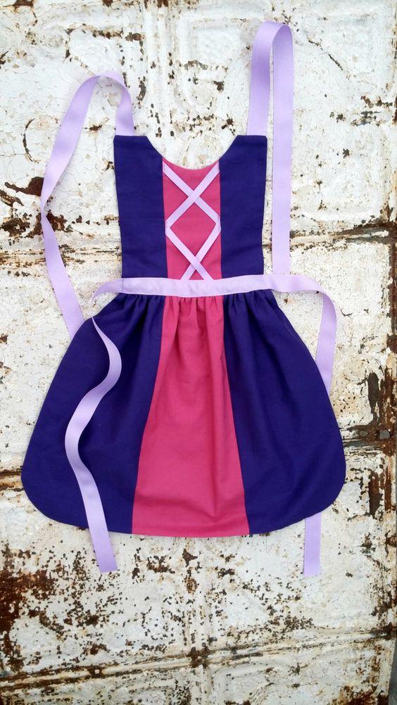 RAPUNZEL TANGLED Disney Princess inspired Child Costume ...