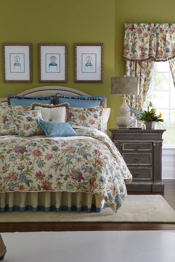Biltmore 174 For Your Home Elizabethan Bedding Collection