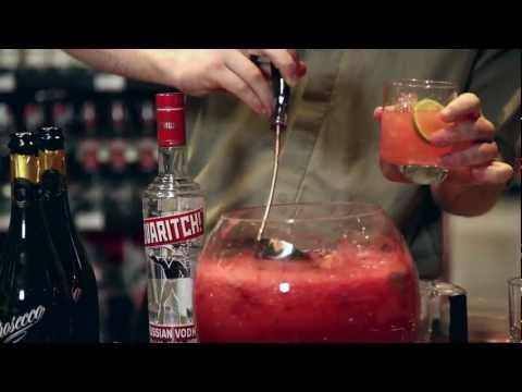 ▶ How To Make - Watermelon Summer Punch - YouTube