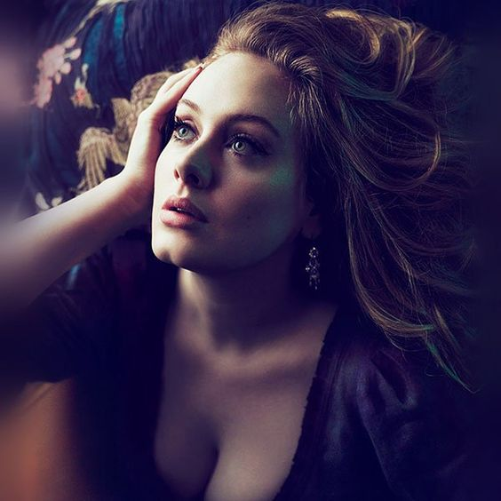 Papers.co wallpapers - hi85-adele-vogue-singer-photo-art - http://papers.co/hi85-adele-vogue-singer-photo-art/ - beauty, music
