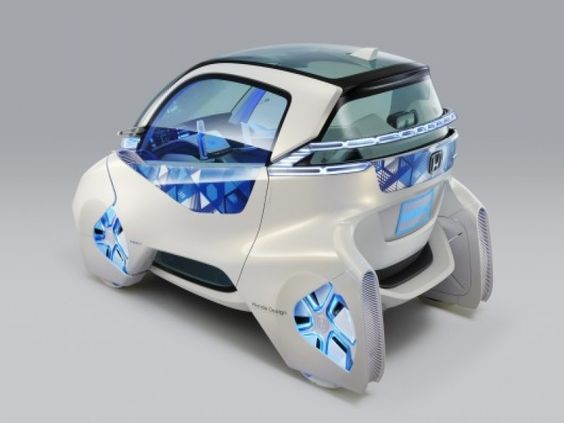 Release Of Vehicle Form Information Honda Microcommuter Concept - vehicle release form