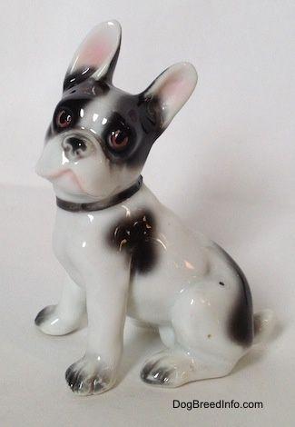 Vintage Goebel crown mark French Bulldog
