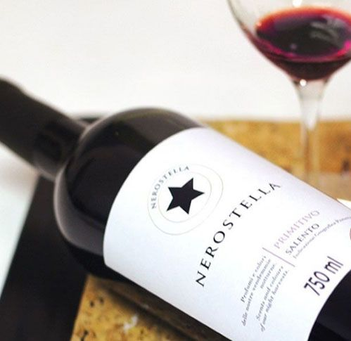 Rượu Vang Nerissimo Negroamaro Salento 13.5% - Chai 750ml
