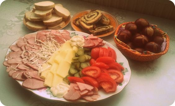 traditional Easter food in Slovenia | Intrepid Real Food ...