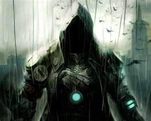 Pix For > Hooded Dark Warrior | My kind of art | Pinterest ...