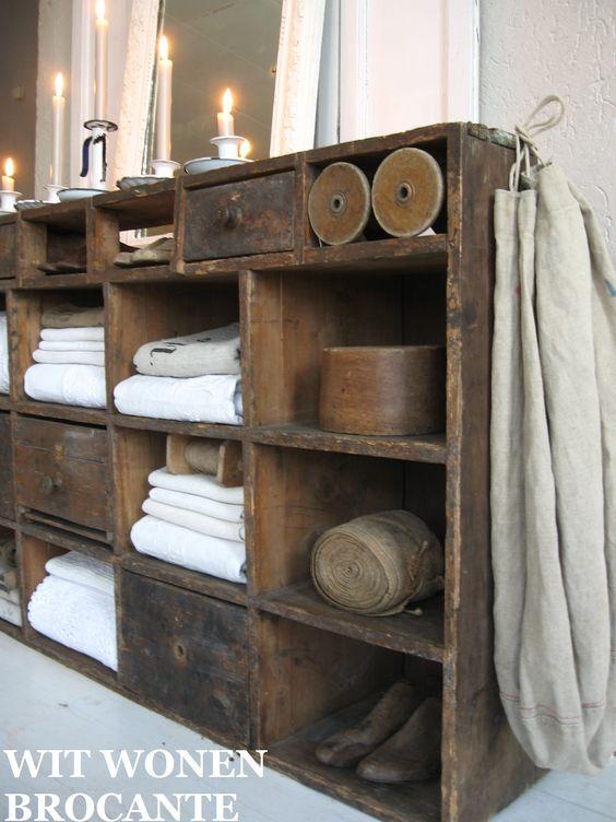 ☆ Brocante, déco vintage industrielle brocante campagne/ons huis witwonenbrocante@