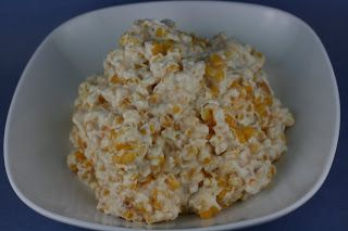 A Year of Slow Cooking: Slow Cooker Cheesy Creamed Corn Recipe