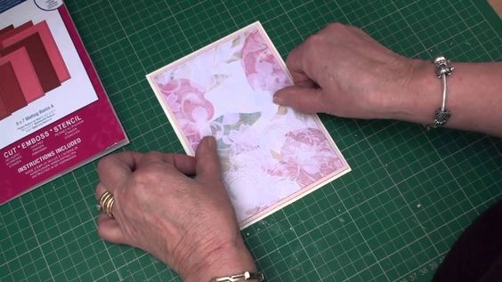 Spellbinders Matting Basics  (card-making-magic.com)
