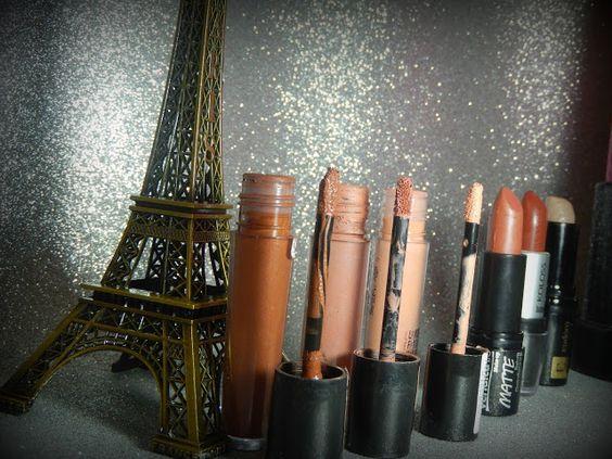 Makeupaixão: Nude para pele negra | Meus tons