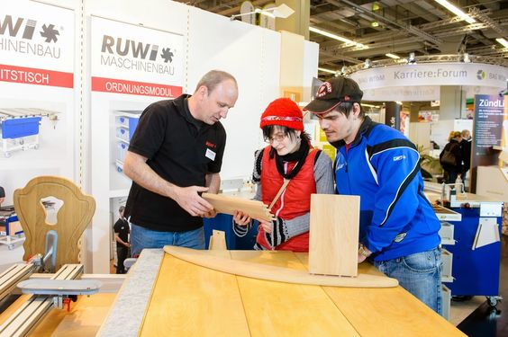 #Werkstättenmesse in #Nürnberg
