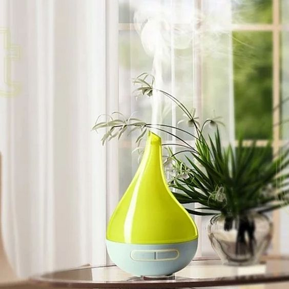 Aroma Diffuser, Humidifier, Ionizer and Light, All in one Aroma VIVI Ultransmit Diffuser is the perfect way to enliven your home with fragrance, color and light