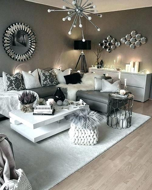 Maroon Grey And White Living Room: Burgundy Carpet Living Room