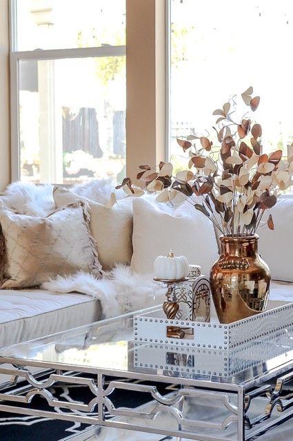 Designs by Laila~ HomeGoods Fall Home Tour: