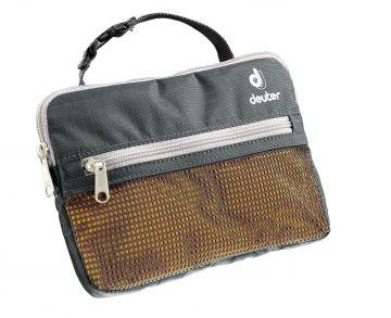 Wash Bags - Deuter  para cargadores, cables, tarjetas y usb