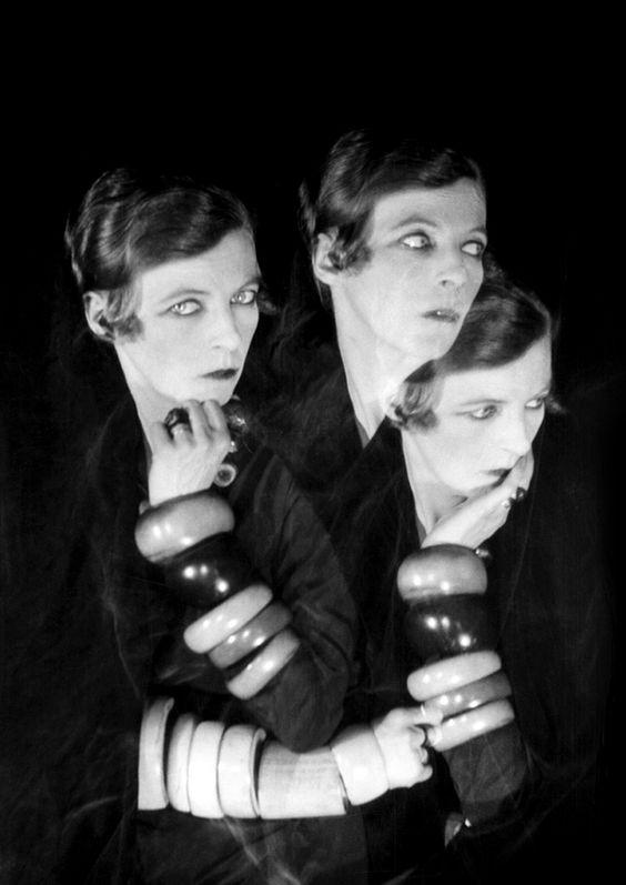 """Bangles"" featuring Nancy Cunard, 1929. Photo by Cecil Beaton."