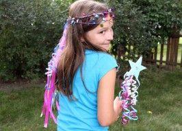 Crafts for Kids: DIY Princess Wand
