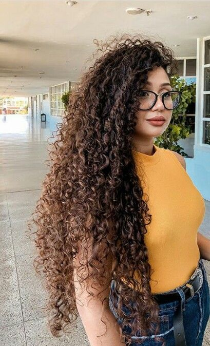 Hallow Friend Today We Have Brought An Excellent News For You Now You Can Create Your Favorite Curly Hair Mor Hair Styles Curly Hair Styles Curly Hair Photos