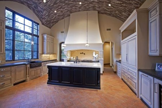 Barrel Ceiling Ideas | Barrel Ceiling Kitchen Remodel · Home Decorating Resources | Home ...