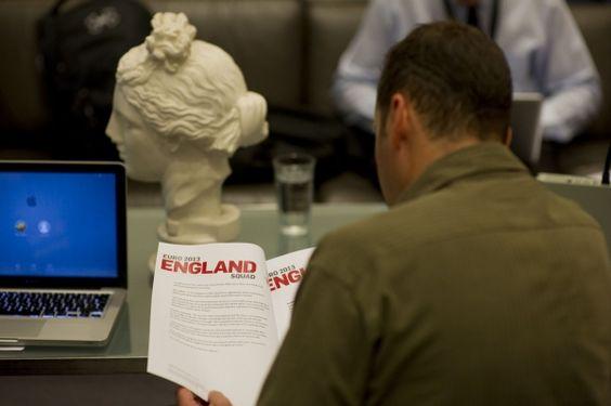 FA Press Day