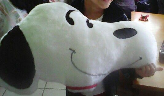 Almohada de Snoopy