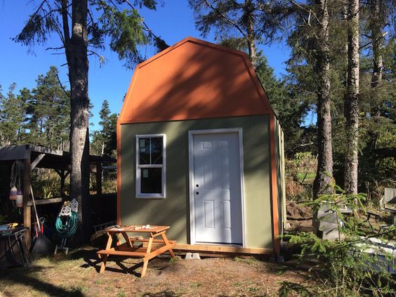 Build Your Own Tiny House Step by Step Videos Kevin Coy has a