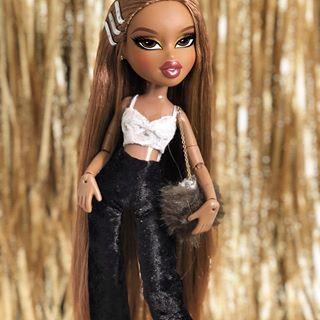 The Original Queen B Bratz Passion4fashion Black Bratz Doll Bratz Girls Brat Doll