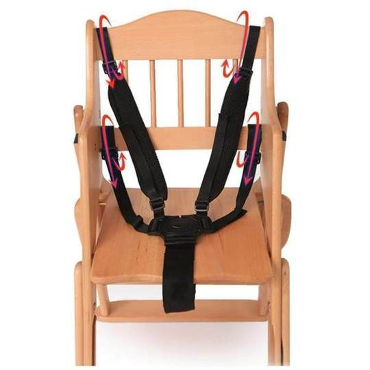 Replacement Straps Harness For Most Baby Highchairs Baby Stroller