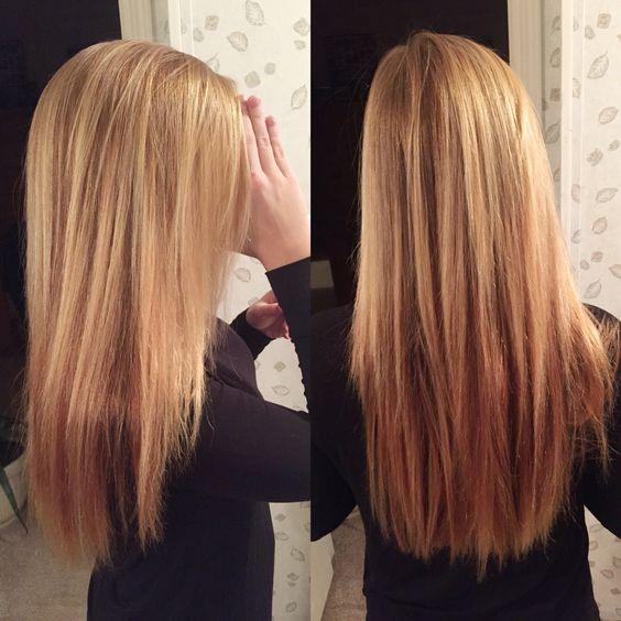 Natural red hair, Blonde balayage highlights and Blonde balayage on ...