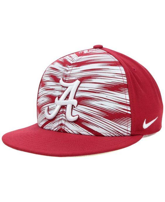 Nike Alabama Crimson Tide Game Day Snapback Cap