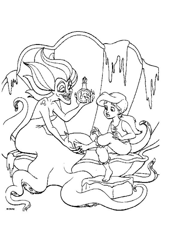 forgotten disney coloring pages