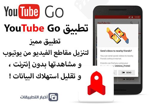 The Youtube App Go To Download From Youtube Is Now Available For Everyone Technology News World Youtube Android Programming New Technology