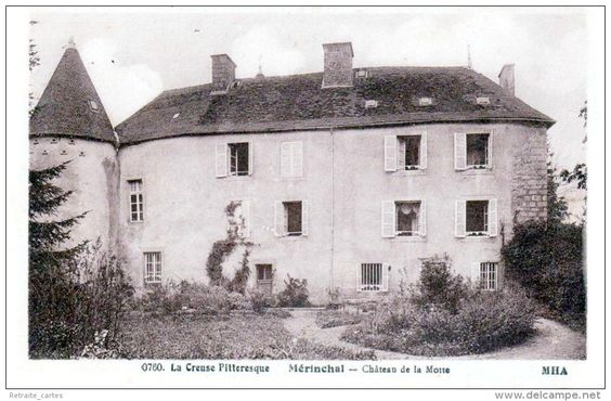 Limousin chateau - Delcampe.net